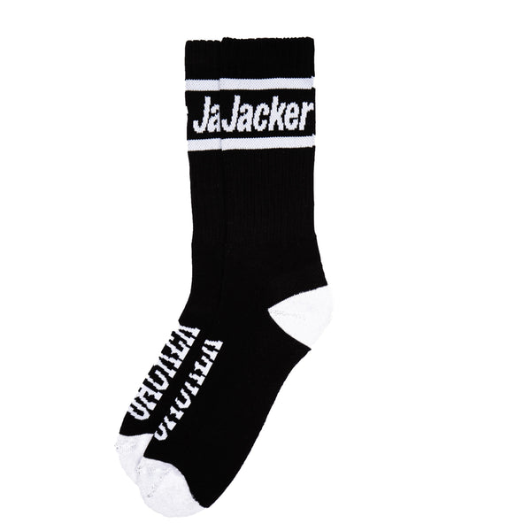 AFTER LOGO - CHAUSSETTES - BLACK