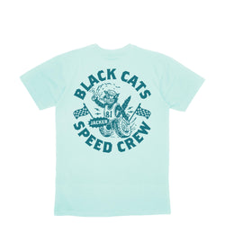 SPEED CATS - T-SHIRT - MINT