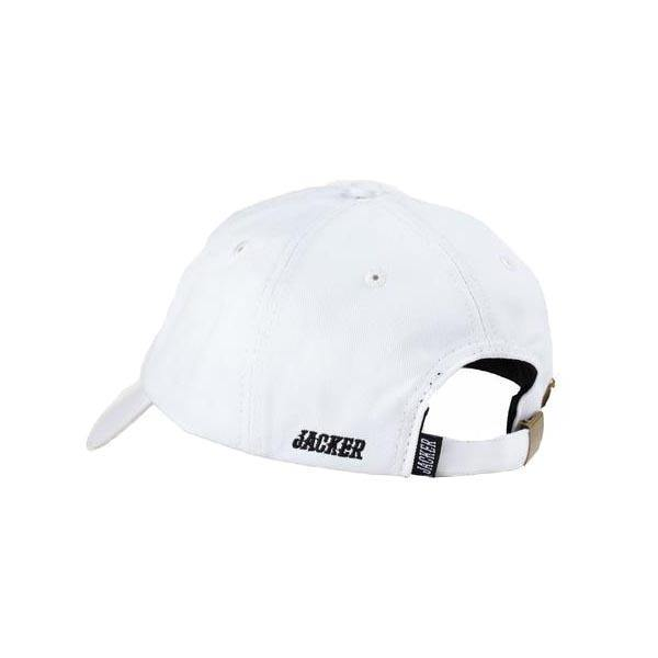 BUSINESS CLUB - BASEBALL CAP - WHITE