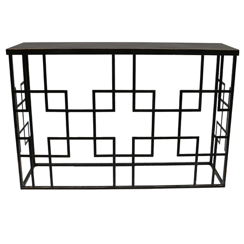 RAILEY CONSOLE - Luxe Living