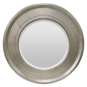 ANTONIA MIRROR - COUNTRY SILVER - Luxe Living