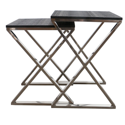 COBRA NEST OF TABLES - Luxe Living