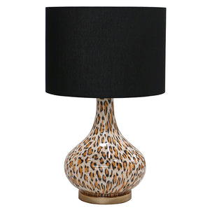 LEOPARD LAMP - Luxe Living