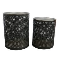 EASTWOOD TABLE SET OF 2 - Luxe Living