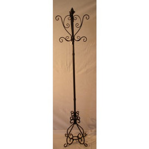 COAT STAND MONARCH BLACK