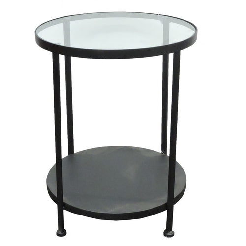 KRABI SIDE TABLE - Luxe Living