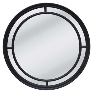 Lorenzo Mirror - Black