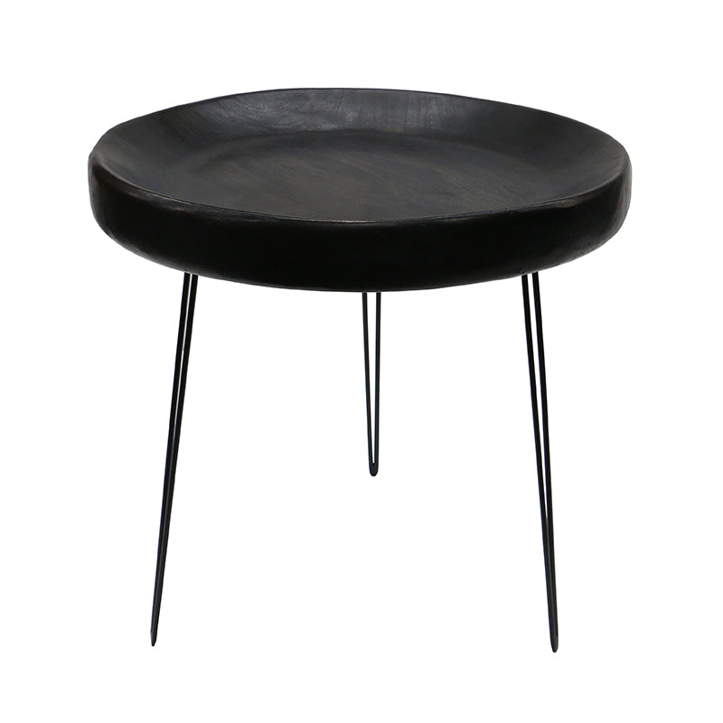 UFO TABLE - BLACK - Luxe Living