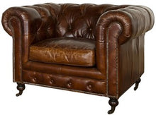 Load image into Gallery viewer, HAMPTON COURT 1 SEATER VINTAGE CIGAR