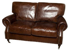 Load image into Gallery viewer, KENSINGTON 2 SEATER VINTAGE CIGAR