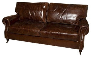 KENSINGTON 3 SEATER VINTAGE CIGAR