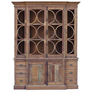 BOOKCASE WALL UNIT - Luxe Living