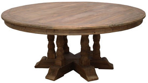 BRISTOL LARGE TABLE - OLD PINE