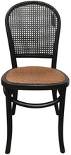 Load image into Gallery viewer, DINING CHAIR BLACK OAK