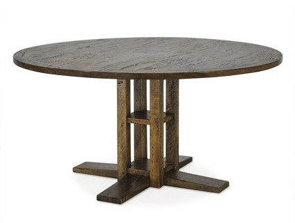 Solid Round Dining Table