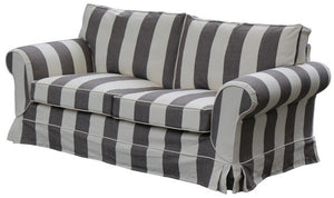 Delray Feather / foam 2 seater sofa