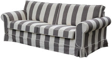 Load image into Gallery viewer, Delray Feather / foam 3 seater sofa
