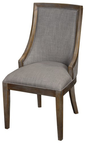 ARCADIA DINING CHAIR W / AMERICAN OAK FRAME