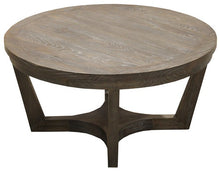 Load image into Gallery viewer, EATON COFFEE TABLE - ELM / CHARCOAL