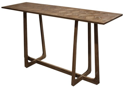 MILAN HALL TABLE - ELM / NATURAL