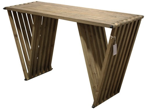 MORROCO HALL TABLE - RECLAIMED ELM