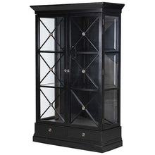 Load image into Gallery viewer, CHATEAU WALL UNIT - BLACK POPLAR / BLACK CROSS