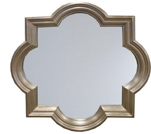 RENAISSANCE MIRROR - ANTIQUE GOLD