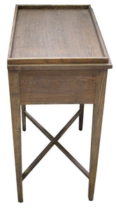 BORDEAUX BEDSIDE TABLE - WASHED ASH