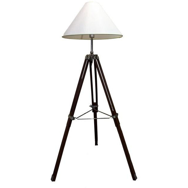 TRIPOD FLOOR LAMP - Luxe Living