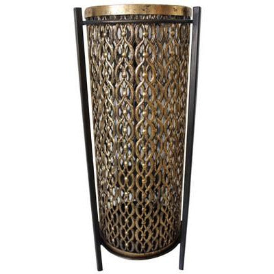 ORNATE CANDLE HOLDER - LARGE - Luxe Living