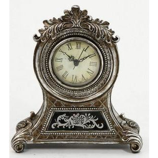 ORNATE CLOCK - Luxe Living