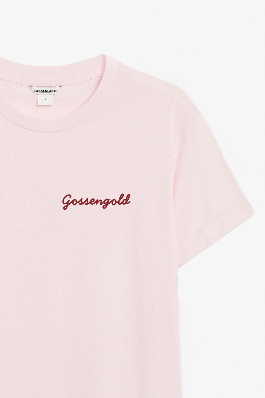 Personalisiertes T-Shirt pink