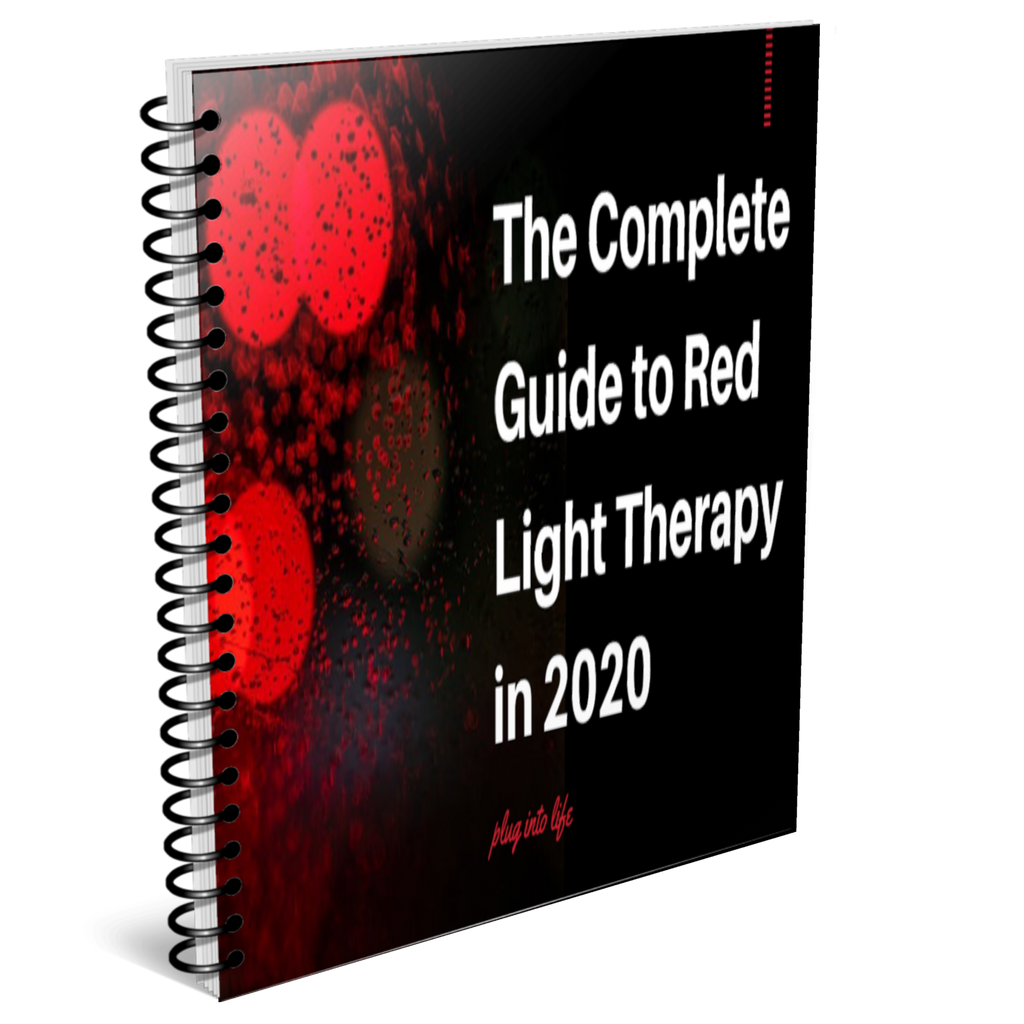 Red light guide cover photo