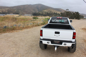XL WORKFORIT Decal