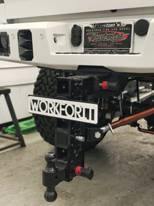 WORKFORIT Hitch Cover