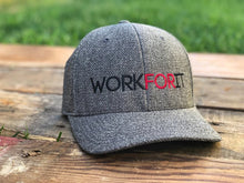 Load image into Gallery viewer, Woven FlexFit Hat