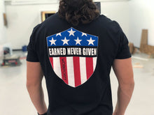 Load image into Gallery viewer, Earned Never Given T-Shirt