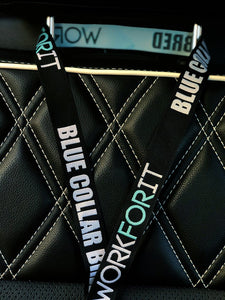 Blue Collar Bred Lanyard