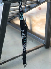 Load image into Gallery viewer, Blue Collar Bred Lanyard