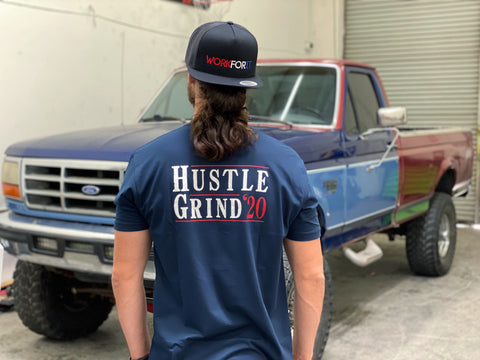 Hustle and Grind
