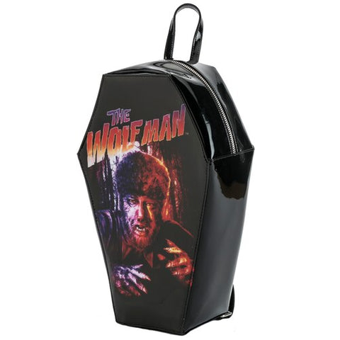 Image of Wolf Man Coffin Backpack