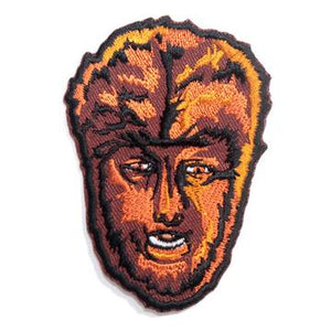 Wolf Man Patch