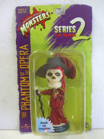 "Image of Red Death 3.5"" Little Big Head"