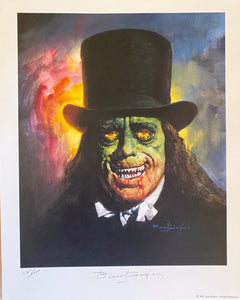 London After Midnight Basil Gogos Print