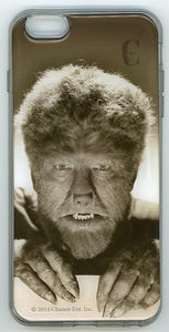Monster Grip Wolf Man iPhone 6