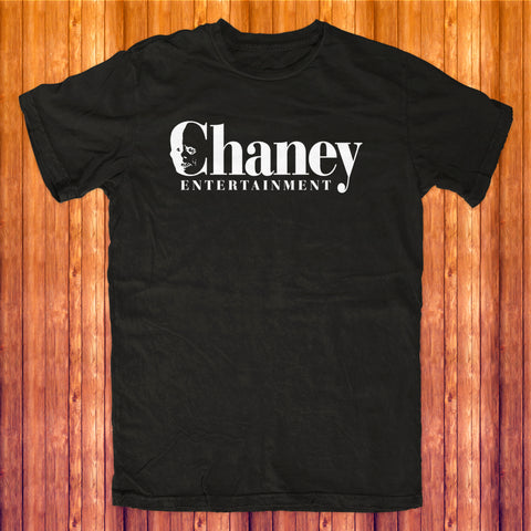 Chaney Entertainment Logo Tee