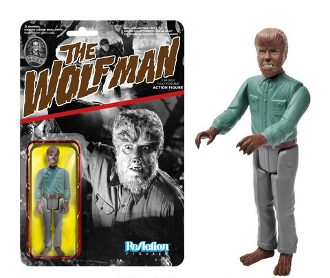 Funko Universal Monsters - Wolf Man ReAction Figure
