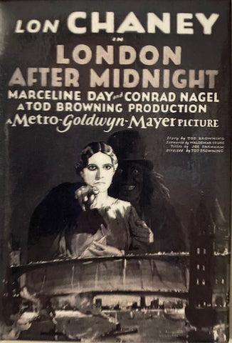 London After Midnight Magnet