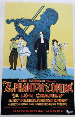 The Phantom of the Opera One Sheet