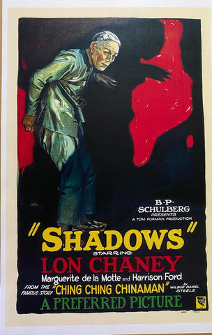 Shadows One Sheet